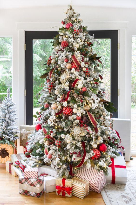 Tendencias de navidad 2018 rboles decoraciones y m s for Adornos navidenos ultimas tendencias