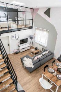 casas pequenas con espacios abiertos