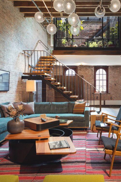 Tendencia en como decorar espacios abiertos para ste 2018 Decoracion de espacios abiertos en casa