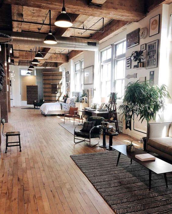 como decorar espacios abiertos 5