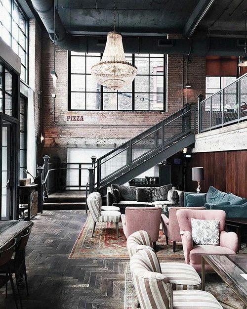 como decorar espacios abiertos 6