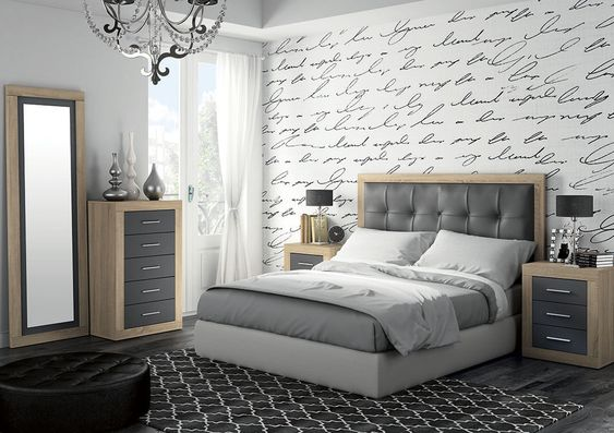 como decorar un cuarto de esposos 2 decoracion de