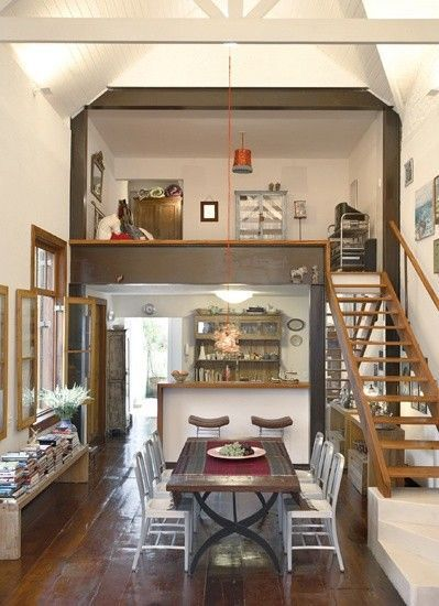 Concepto de espacios abiertos en casas 2 curso de Decoracion de espacios abiertos en casa