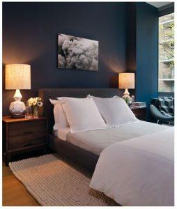 cuartos modernos azules (3)