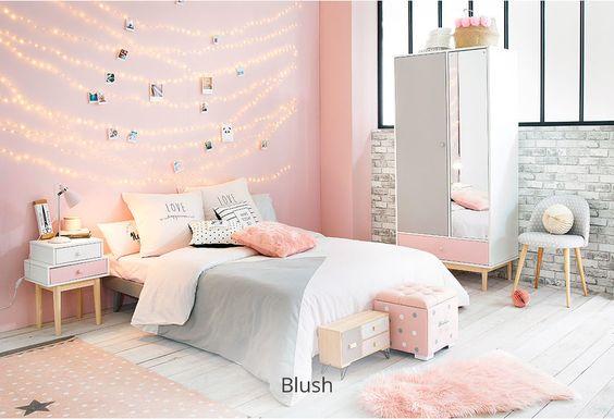cuartos modernos rosas (3)