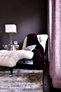 dormitorios modernos lilas (4)