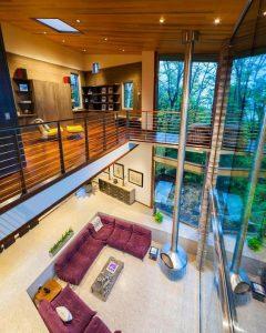 espacios abiertos para casas
