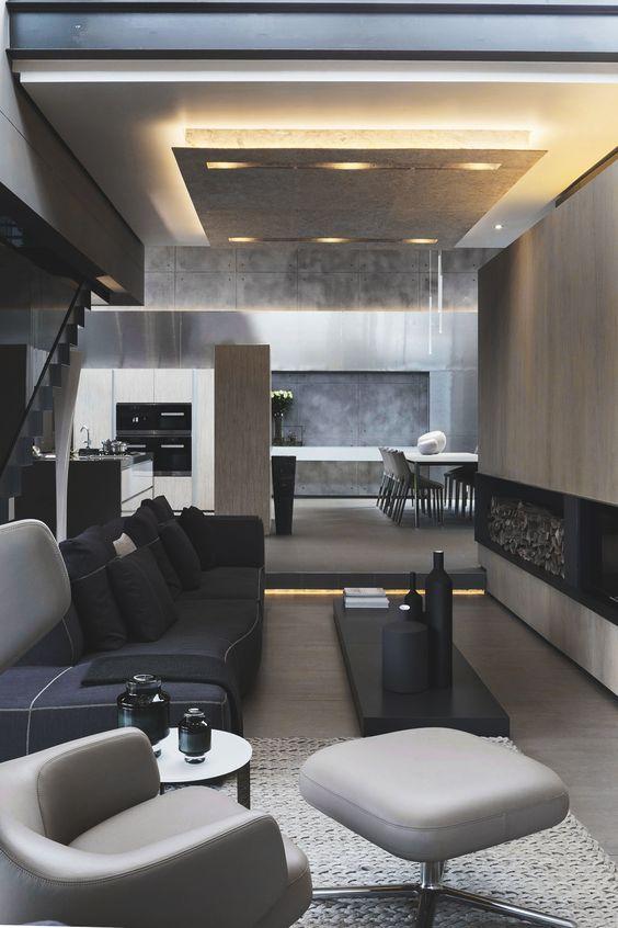 espacios compartidos con techos altos 2