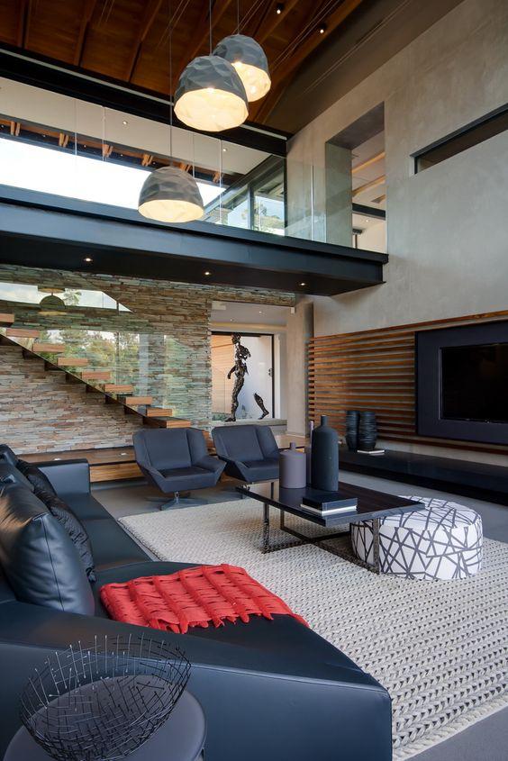 espacios compartidos con techos altos 3
