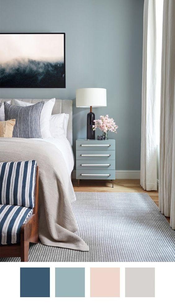 habitaciones en colores claros (3)