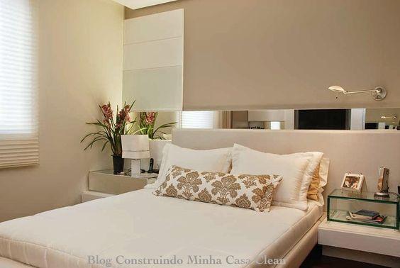 Habitaciones en colores claros decoracion de interiores - Colores claros para habitaciones ...