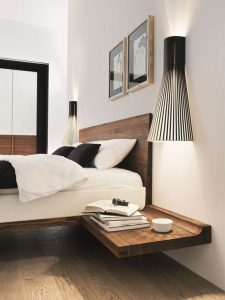 habitaciones minimalistas modernas