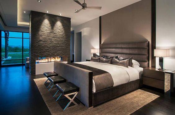 Habitaciones minimalistas modernas 3 curso de for Habitaciones modernas