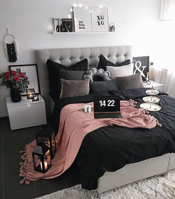 tumblr rooms white and pink tendencias en decoraci 243 n de rec 225 maras modernas 2018 2019 927