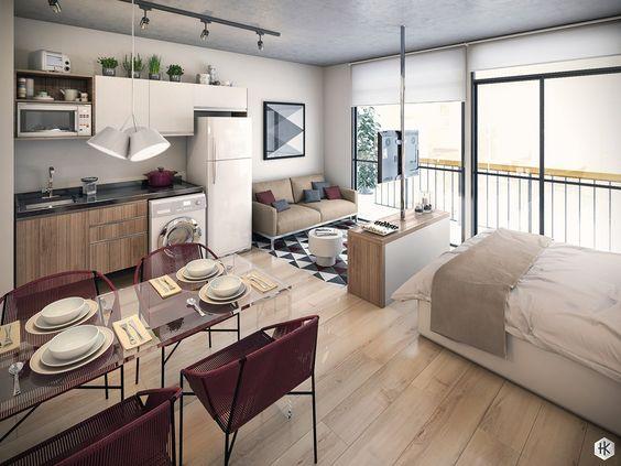 ideas para crear distintos ambientes en un mismo espacio