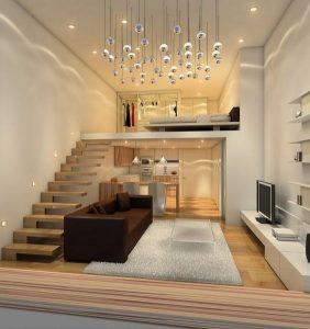 iluminacion para un loft 2