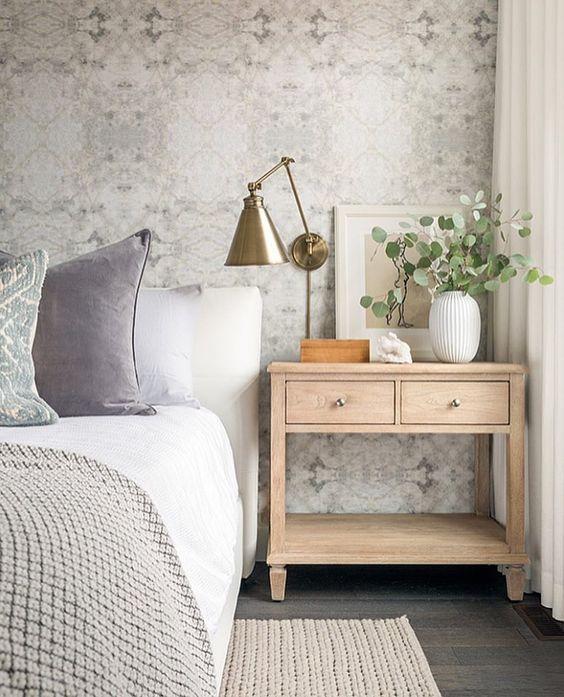 Papel tapiz para habitaciones modernas 3 curso de for Recamaras para jovenes minimalistas