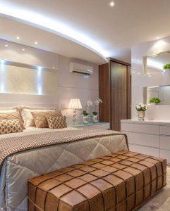 Tendencia en dormitorios modernos 2018 4 curso de decoracion de interiores interiorismo - Tendencias dormitorio 2018 ...