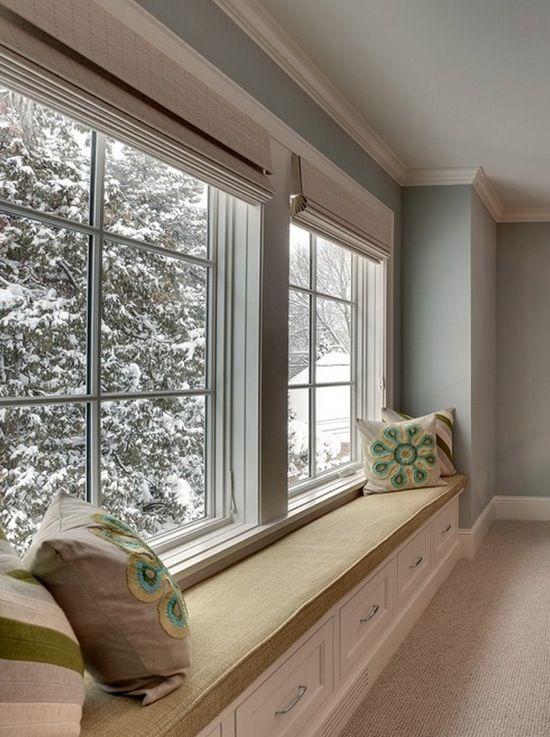 ventanas modernas con asientos en el interior (3)
