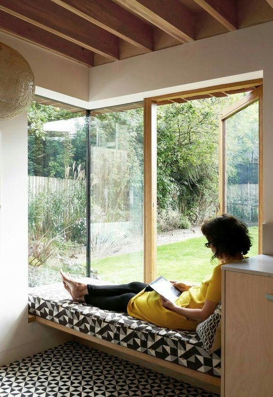 ventanas modernas con asientos en el interior (6)