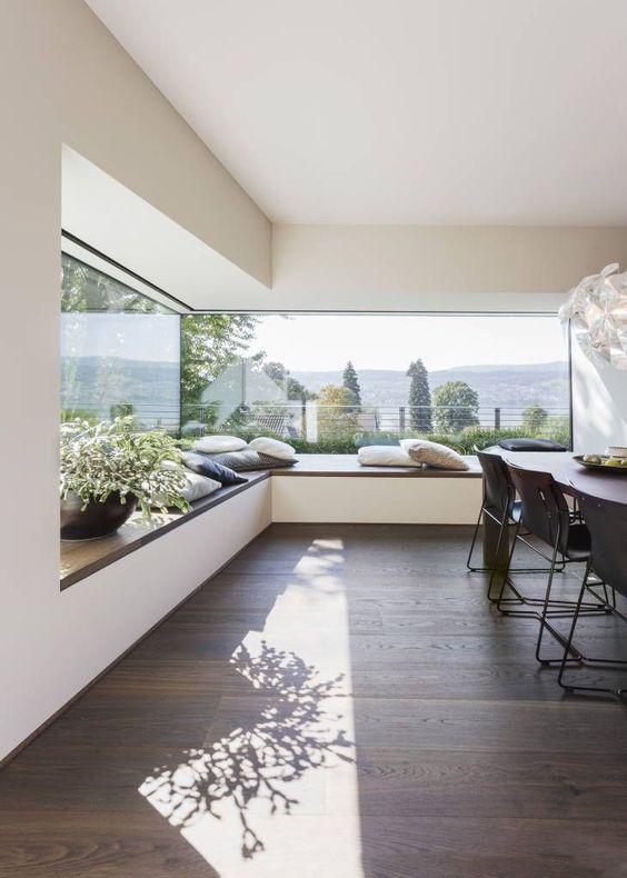 ventanas modernas con asientos en el interior (8)
