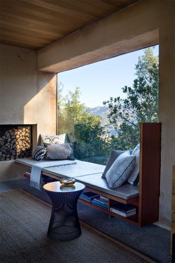 ventanas modernas con asientos en el interior (9)