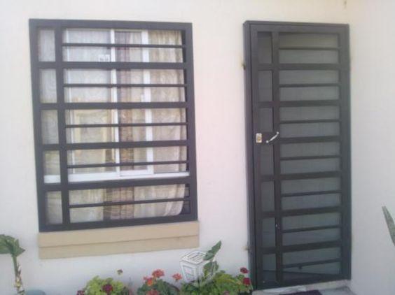 ventanas modernas con proteccion