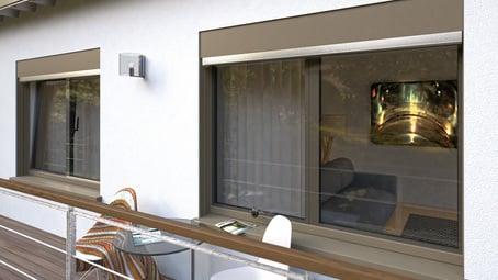 ventanas modernas con vidrio templado (6)