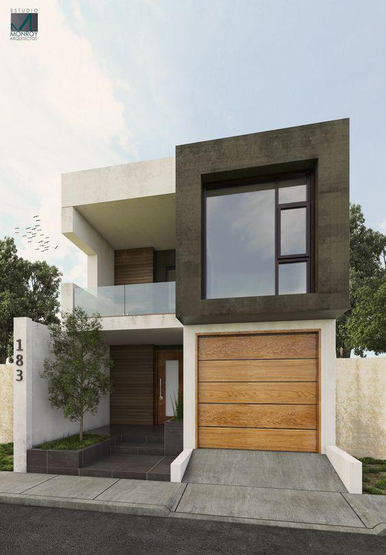 ventanas modernas cuadradas