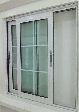 ventanas modernas de aluminio