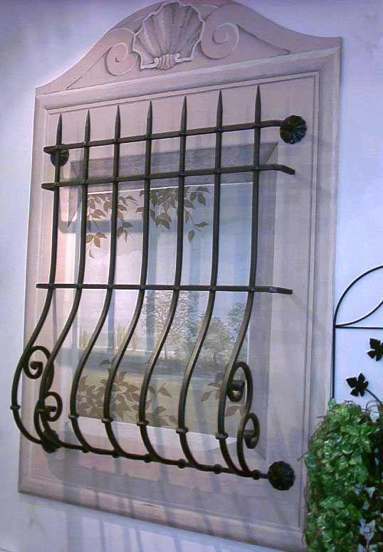 ventanas modernas de herreria