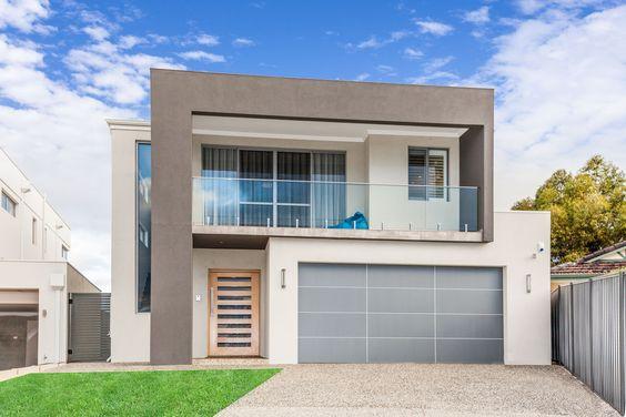 Tendencia en dise o de ventanas modernas 2018 2019 for Construcciones minimalistas