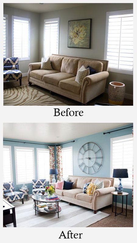 Casas reformadas antes y despues decoracion de interiores interiorismo decoraci n decora - Decoracion de casas antes y despues ...