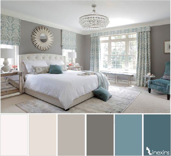 Colores de moda para paredes decoracion de interiores - Colores de paredes de moda ...