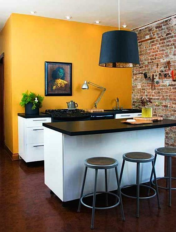 Colores de moda para paredes curso de decoracion de - Colores de paredes de moda ...