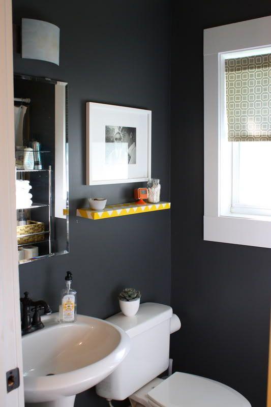 Colores de moda para paredes de ba o curso de decoracion de interiores interiorismo - Colores de paredes de moda ...