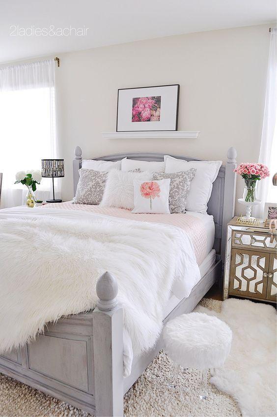Colores de moda para paredes de dormitorios curso de decoracion de interiores interiorismo - Colores de paredes de moda ...