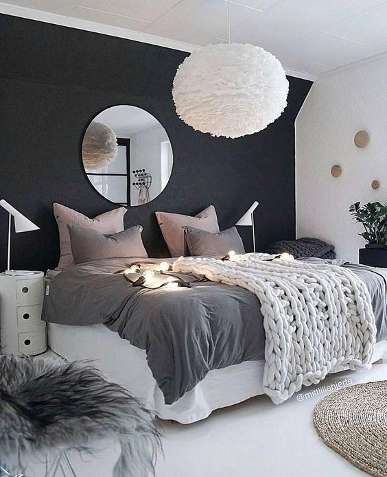 Colores de moda para paredes de dormitorios decoracion - Colores de moda para paredes ...