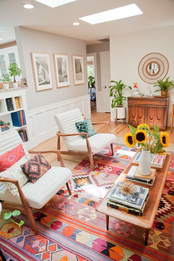 Como decorar una casa estilo mexicano