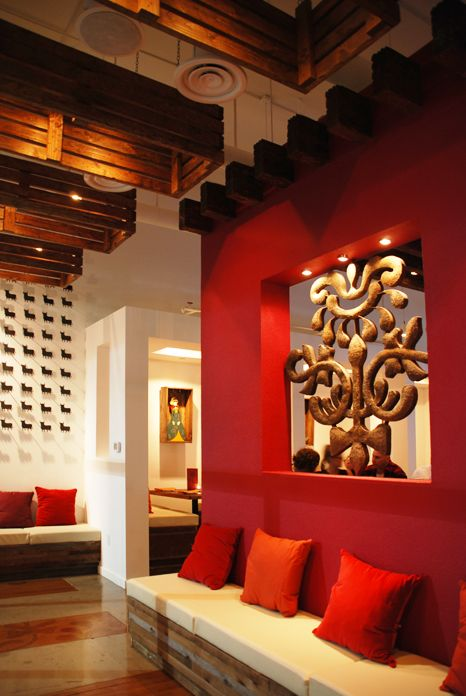 Decoracion mexicana contemporanea