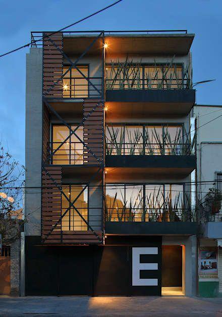 Decoracion de departamentos modernos ideas para depas for Arquitectura departamentos modernos