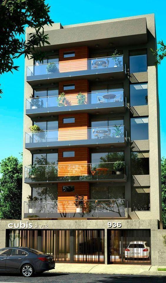 Decoracion de departamentos modernos ideas para depas for Fachadas de edificios modernos