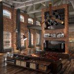 estilo industrial historia