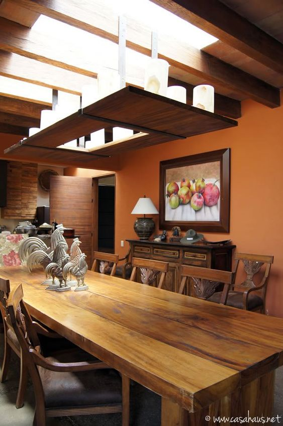 Como decorar la casa estilo mexicano decoraci n de for Casas estilo mexicano contemporaneo fotos