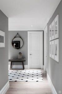 Interiores color gris