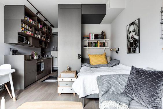 Decoracion de departamentos modernos ideas para depas for Apartamentos pequenos modernos decoracion