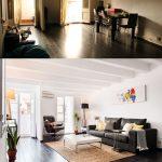 Reformas de casas antes y despues