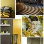 Colores para el diseño de interiores 2018 - 20193
