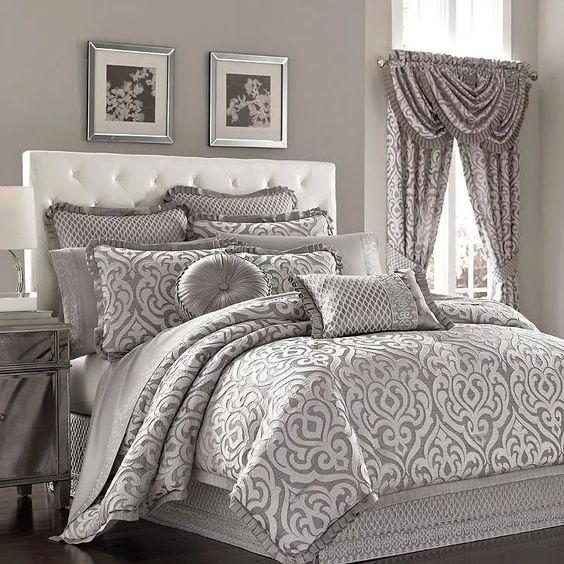 Como vestir una cama elegante