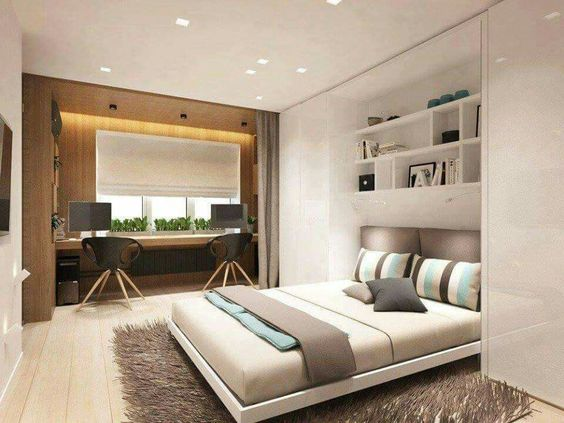 Diseño de interiores para recamaras 2019